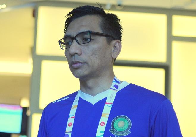 Truong doan U23 Brunei: 'VN manh hon nhung chua chac thang' hinh anh