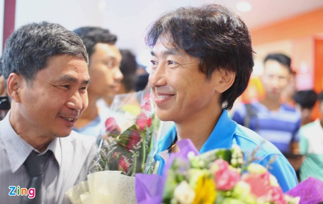 Miura len ke hoach tai dau Thai Lan o Vong loai World Cup hinh anh 1
