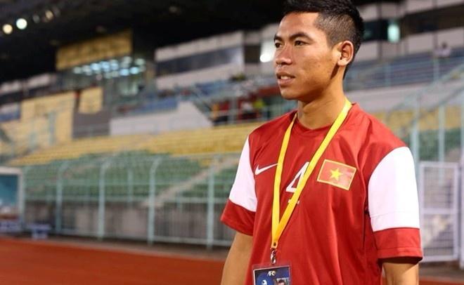 Cuu cau thu U19 Viet Nam ghi ban giup Viettel len hang Nhat hinh anh