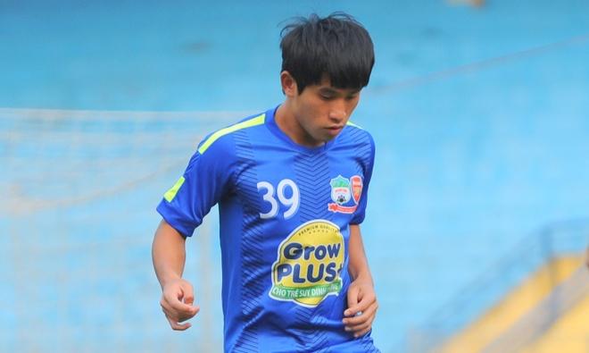 Graechen dung cau thu tre nhat V.League thay the Cong Phuong hinh anh