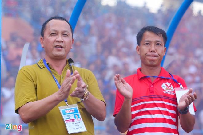 Than Quang Ninh don tin vui khi HLV truong tro lai ghe nong hinh anh 2