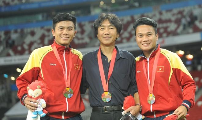 VFF giai ngan tien thuong SEA Games cho U23 Viet Nam hinh anh