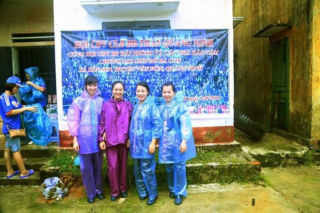 50% tien ban ve tran Quang Ninh - HAGL ung ho dan vung lu hinh anh 2
