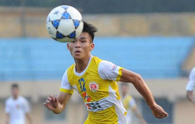 Doi bong cua Thai Sung tien gan ve len hang V.League hinh anh