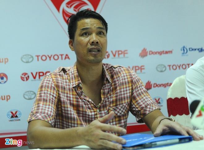 HLV Pham Nhu Thuan chia tay Than Quang Ninh hinh anh 1