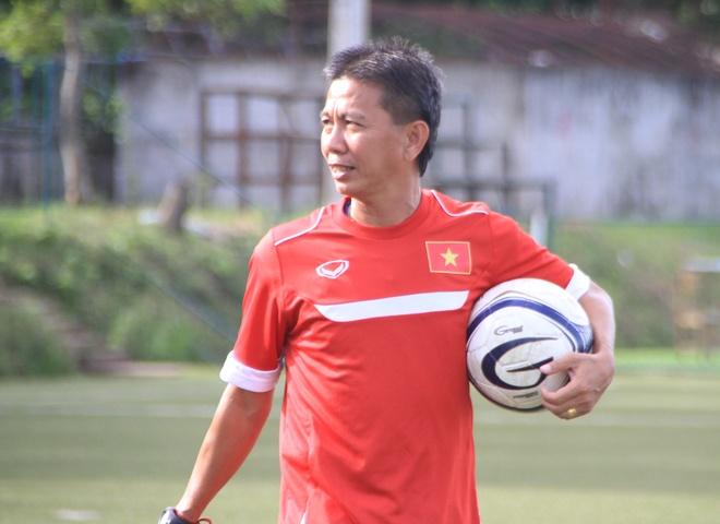 U19 Viet Nam dat muc tieu co diem truoc U19 Malaysia hinh anh