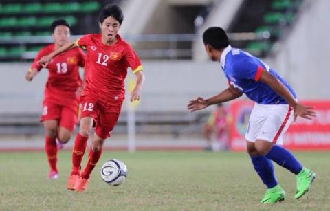 U19 Viet Nam - Thai Lan: Muc tieu doi mau huy chuong hinh anh