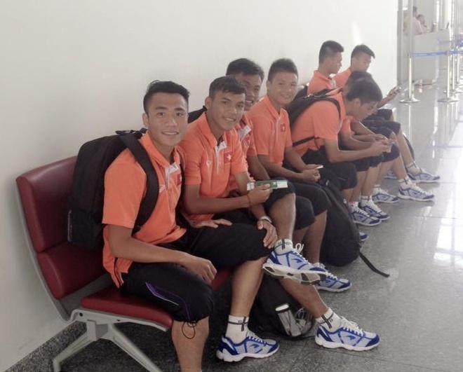 U19 Viet Nam met moi khi toi Myanmar hinh anh 1