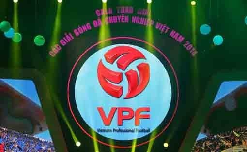 VPF to chuc gala tong ket V.League 2015 hinh anh