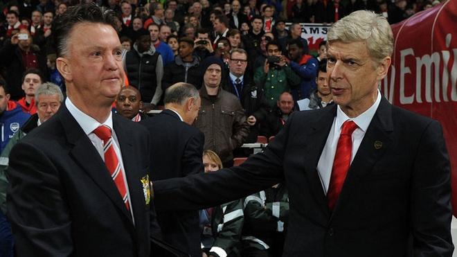 Van Gaal va Wenger, ai sang suot hon? hinh anh 3