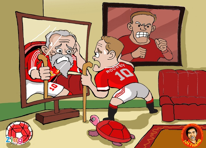 Hi hoa: Rooney la cai bong cua than rua truoc tran Arsenal hinh anh 3