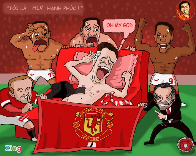 Hi hoa: Rooney la cai bong cua than rua truoc tran Arsenal hinh anh 7
