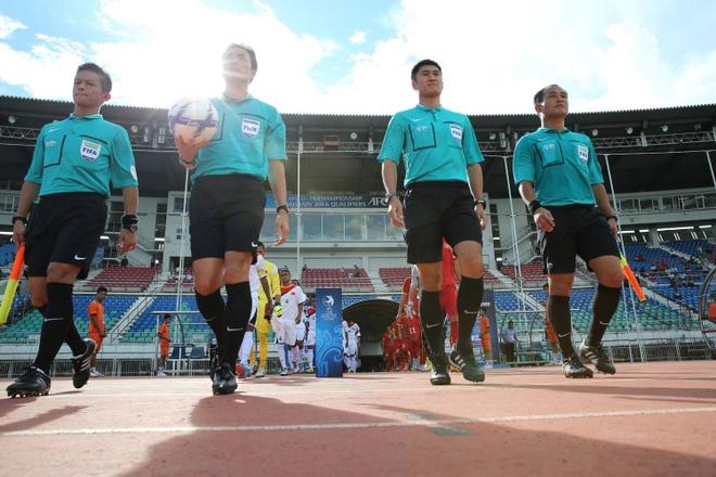 U19 VN thi dau no luc duoi thoi tiet nang nong o Myanmar hinh anh 1