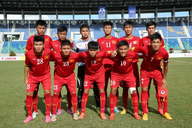 U19 VN thi dau no luc duoi thoi tiet nang nong o Myanmar hinh anh 2