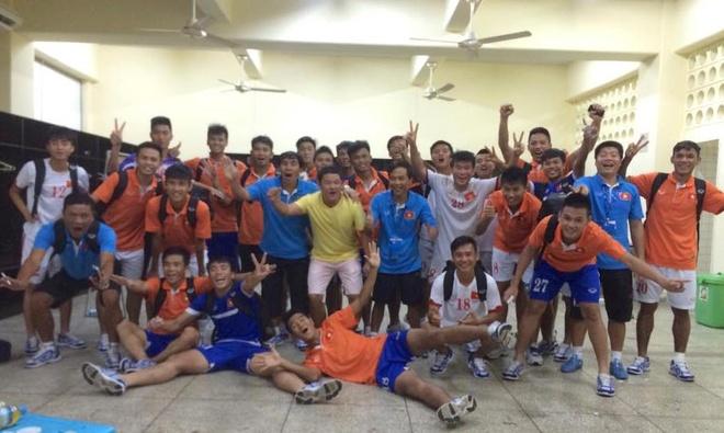 U19 Viet Nam duoc thuong 300 trieu dong hinh anh 1