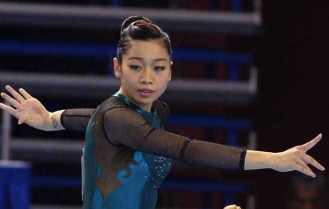 Phan Thi Ha Thanh kho gianh ve du Olympic 2016 hinh anh
