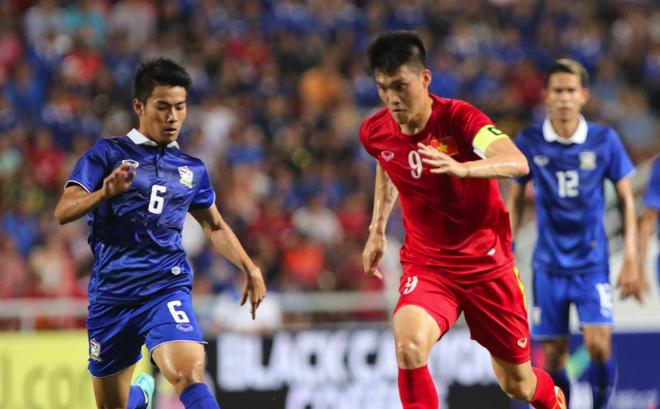 Viet Nam tang 2 bac tren BXH FIFA du thua Thai Lan hinh anh