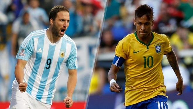 Argentina gap Brazil - tran cau 'sieu kinh dien' hinh anh