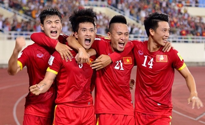 DT Viet Nam gianh ve du vong loai cuoi Asian Cup 2019 hinh anh