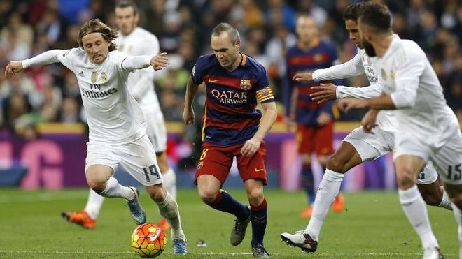 Con Perez, Real Madrid con thua xa Barca hinh anh 2