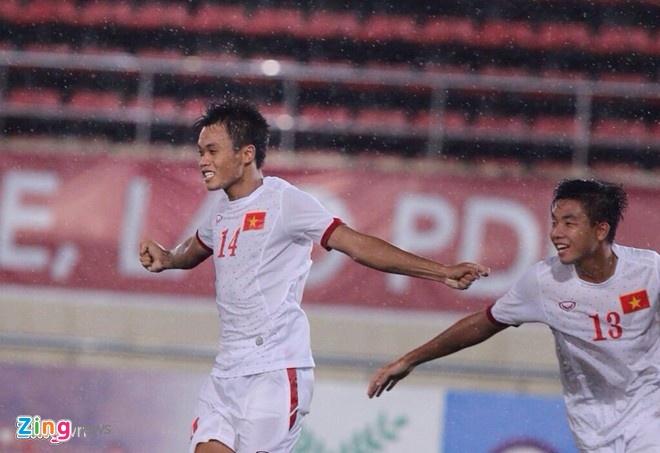 HLV Miura bo qua Xuan Truong: Thieu mot chu 'duyen'? hinh anh 2 Duy Khánh (14) - tiền vệ U19 Việt Nam được triệu tập lên U23 Việt Nam.