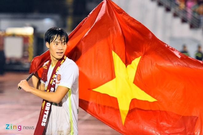U21 HAGL cam on khan gia ca nuoc da yeu thuong, ung ho hinh anh 2