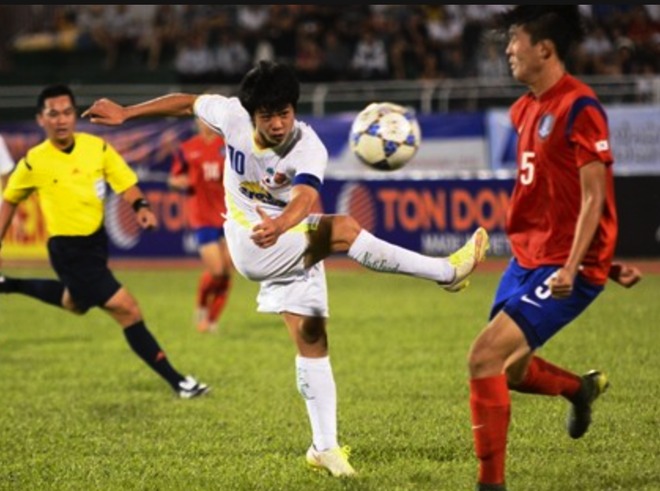 Chuyen gia Vu Manh Hai: 'U19 Han Quoc thuc su dang gom' hinh anh