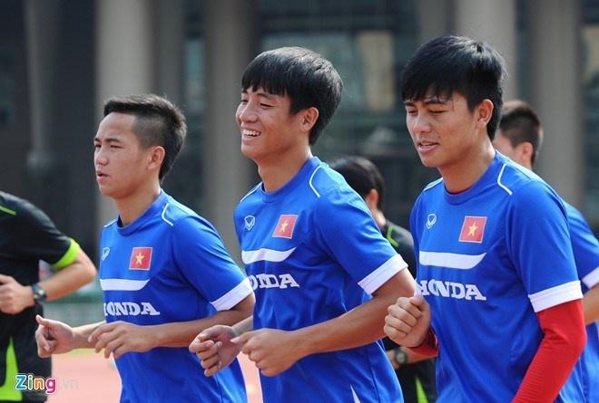 U23 Viet Nam hoi quan, bau doi truong moi hom nay hinh anh 1