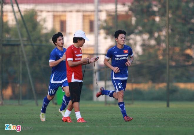 U23 Viet Nam - 'hon Miura, da bau Duc' hinh anh 1