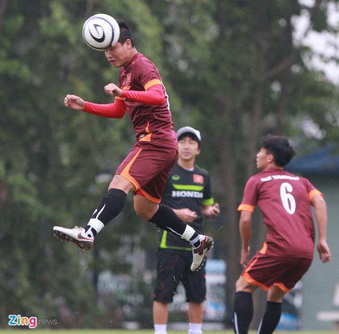 U23 Viet Nam - 'hon Miura, da bau Duc' hinh anh 2