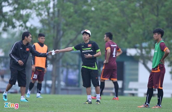 Cong Phuong cham tran Xuan Truong, Dong Trieu tren san tap hinh anh 3