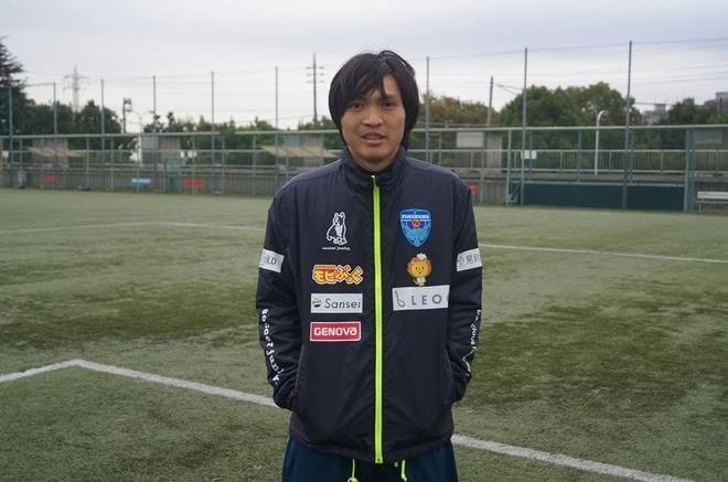 Tuan Anh ky hop dong voi Yokohama FC chieu 11/12 hinh anh