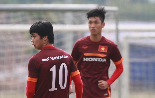 HLV Miura ket hop bo doi doi truong U19 Viet Nam hinh anh