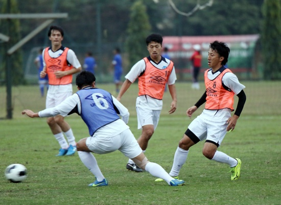 U23 Viet Nam so tai voi doi hang tu Nhat Ban chieu nay hinh anh 1