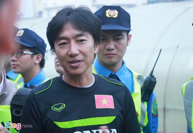 HLV Miura: 'U23 Viet Nam thua nhung hoc duoc nhieu dieu' hinh anh 1