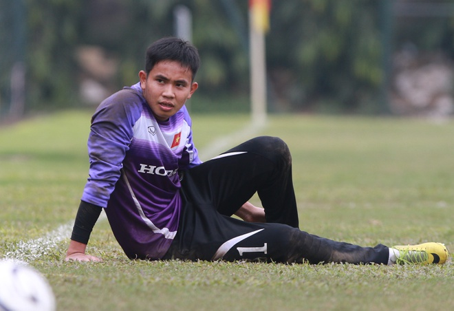 Thu mon U23 Viet Nam thi dau cho Thanh Hoa o V.League 2016 hinh anh