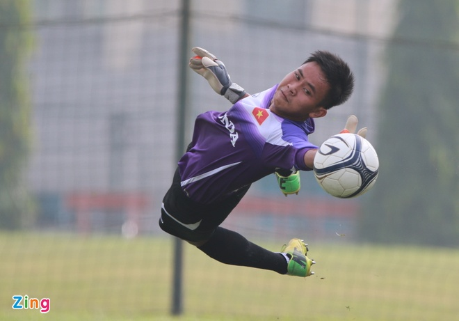 Thu mon U23 Viet Nam thi dau cho Thanh Hoa o V.League 2016 hinh anh 1