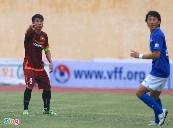 HLV Miura xoay tua bang doi truong U23 Viet Nam hinh anh 1