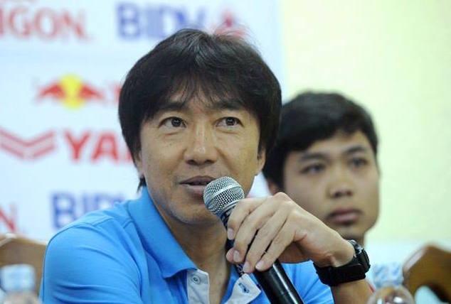 HLV Miura: 'Toi biet khan gia khong hai long voi U23 VN' hinh anh