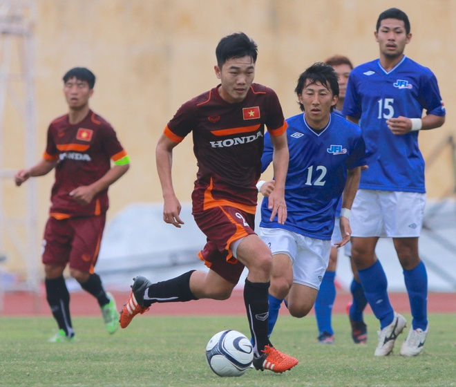 U23 Viet Nam - Cerezo Osaka: Thua khong nan hinh anh