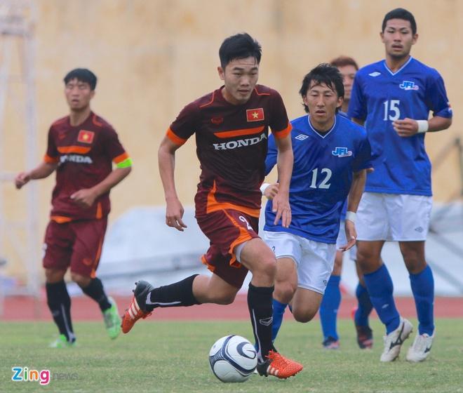 U23 Viet Nam - Cerezo Osaka: Thua khong nan hinh anh 1