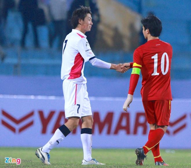 Cong Phuong chung chac trong lan dau lam doi truong U23 VN hinh anh 10