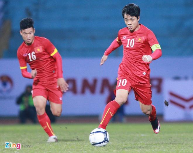 Cong Phuong chung chac trong lan dau lam doi truong U23 VN hinh anh 2