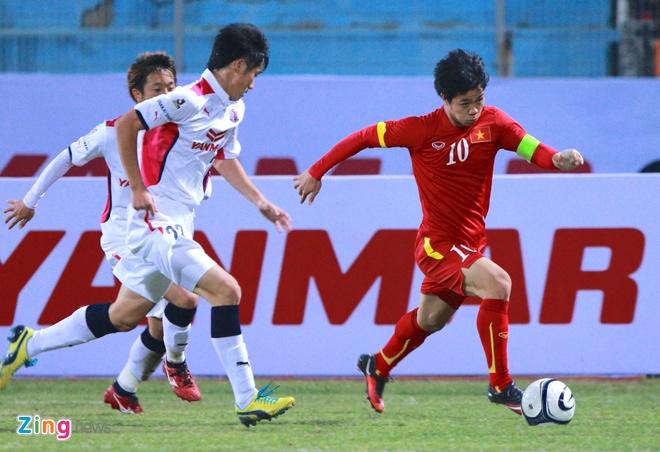 Cong Phuong chung chac trong lan dau lam doi truong U23 VN hinh anh 3