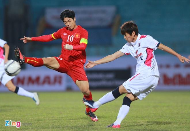 Cong Phuong chung chac trong lan dau lam doi truong U23 VN hinh anh 4