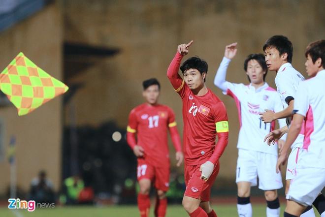 Cong Phuong chung chac trong lan dau lam doi truong U23 VN hinh anh 5