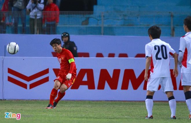 Cong Phuong chung chac trong lan dau lam doi truong U23 VN hinh anh 7