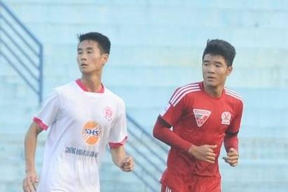 Tien dao U19 VN ghi ban giup Quang Ninh cam hoa CLB Ha Noi hinh anh
