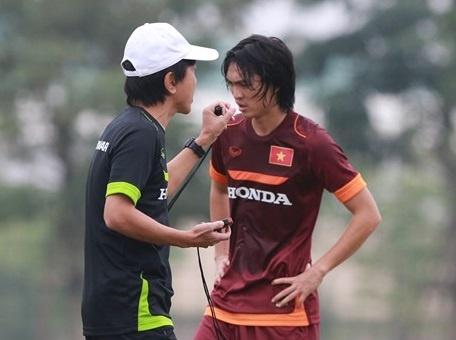 U23 Viet Nam chia tay 4 cau thu hinh anh