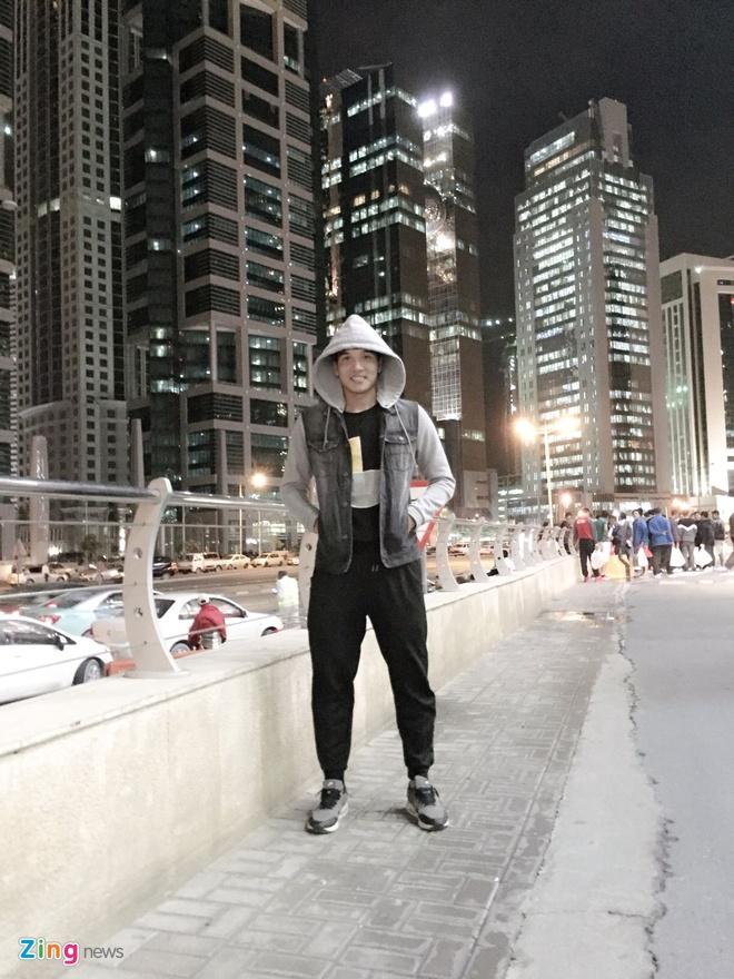U23 Viet Nam di dao pho Qatar truoc tran gap U23 Nhat Ban hinh anh 4